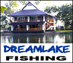 Mega Fishing Thailand guided fishing trips in Chiang mai Dreamlake fishing resort  title image graphic